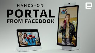 Portal from Facebook Hands-On