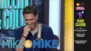 Frank Caliendo impersonates everybody for special goodbye, including Stephen A.   Mike & Mike   ESPN