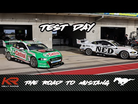 The Road to Mustang part eight - Inside Kelly Racing