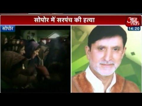 Militants kidnap, kill Sopore village head