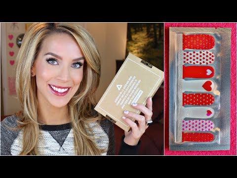 Scratch Box Unboxing (Nail Wraps Heaven!)