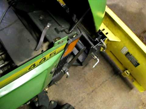John Deere 445 On Ebay