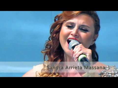 Sandra Arrieta Massana - Miss Teen El Salvador 2014 - Video 2