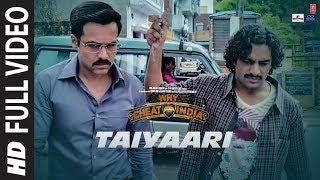 Full Video : TAIYAARI  | WHY CHEAT INDIA | Emraan Hashmi |  Shreya Dhanwanthary