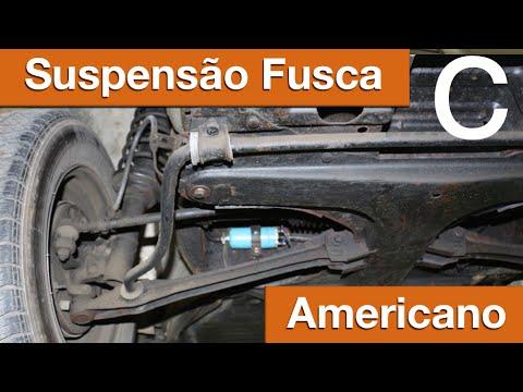 Dr CARRO Suspensão Fusca Americano Macpherson Original - Impressionante ou Revoltante