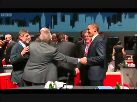 Mock The Week - Gordon Brown Christmas Summit