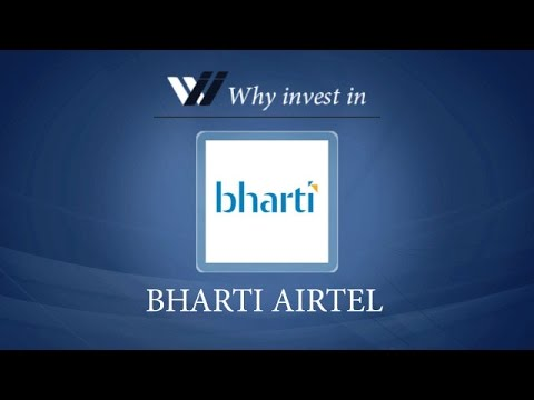 Bharti Airtel - Why invest in 2015