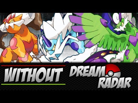 How & Where to catch/get - Therian Forms of Landorus,Thundurus & Tornadus without Dream Radar