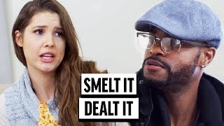 Whoever Smelt It, Dealt It | Amanda Cerny & King Bach