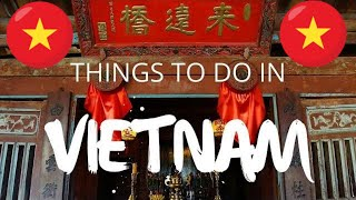 Things to do in Vietnam | Top Attractions Travel Guide