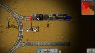 Factorio Mod Spotlight - F.A.R.L (Automatic Rail Layer) 0.2.8