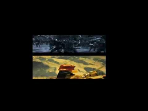 刺客教條:啟示錄 E3宣傳片 & 樂高積木比照版