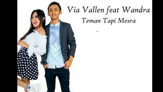 download lagu Via Vallen Ft Wandra  - Teman Rasa Pacar gratis