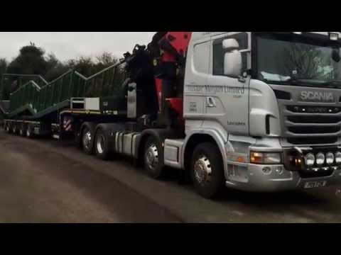 Scania R480 Palfinger PK 100002 G & EFFER 1405 8S Dual Lift by Alasdair Morgan Ltd | Gregorezzi