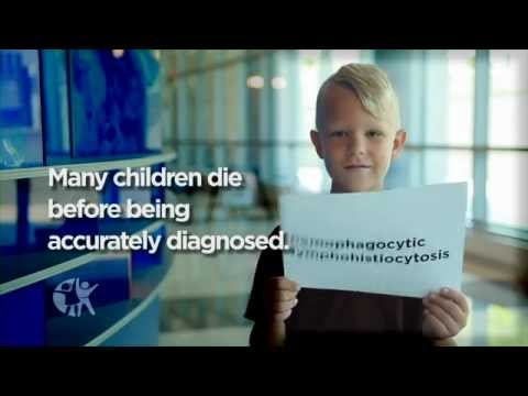 What is HLH (hemophagocytic lymphohistiocytosis)?