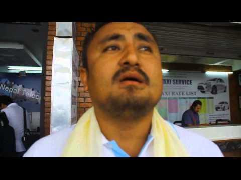 Bhutan U19 Coach Nawang Dhendup Speaks With GoalNepal After Arriving In KTM. GoalNepal