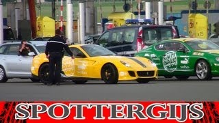 Gumball 3000 2011: French police (tries to) stop all Gumballers!