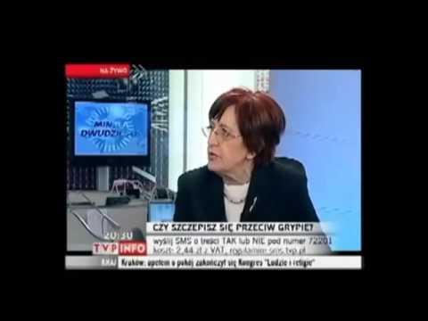Szczepienia Dr Jerzy Jaśkowski Kontra Prof Lidia Brydak - Pani Profesor Wie Lepiej