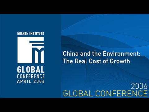 China and the Environment: The Real Cost of Growth