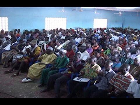 Visite d'Etat à Gagnoa: Mobilisation des populations de Guibéroua, Galébré et Dignago