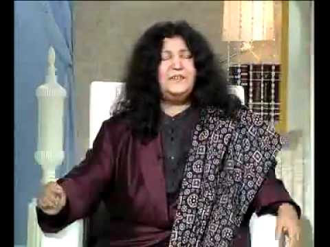 Abida Perveen Interview Part1.flv video