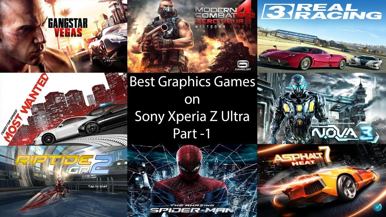 android games best graphics 2013