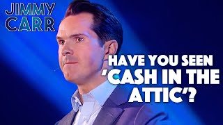 Jimmy on The Royal Family | Jimmy Carr: Laughing and Joking