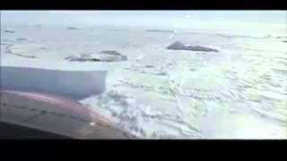 Antarctic crash