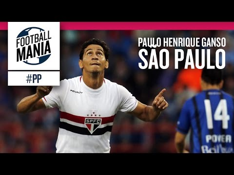 Player Profile: Paulo Henrique Ganso - 2 years with São Paulo