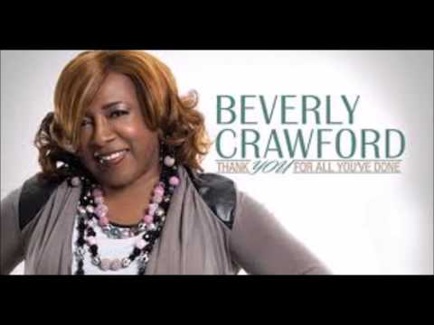 Thank You For All You've Done - Beverly Crawford