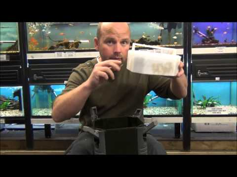 HOW TO SET UP AN EXTERNAL CANISTER FILTER FOR AN AQUARIUM IN UNDER 2 MINUTES