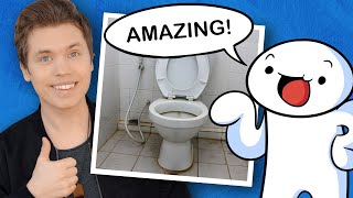 Why We Love Public Bathrooms (ft. TheOdd1sOut)