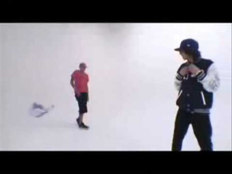 Chris Brown & Adam Sevani Freestyle Dance video
