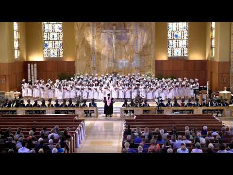 Beaumont School, Cleveland Heights - Class of 2013 Graduation Song