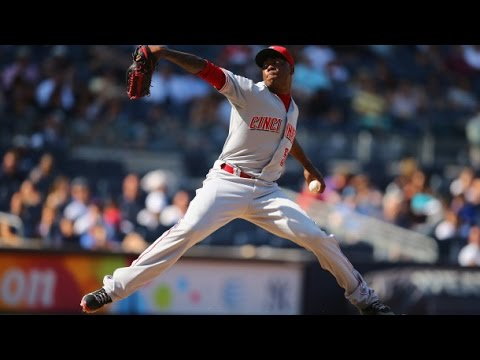 Aroldis Chapman 2015 Highlights HD