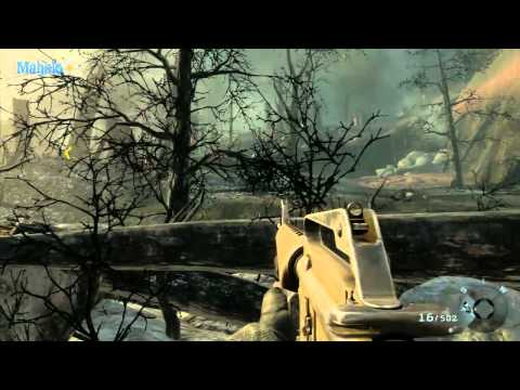 Call of Duty: Black Ops Veteran Mode Walkthrough - Mission 5 SOG Part 2