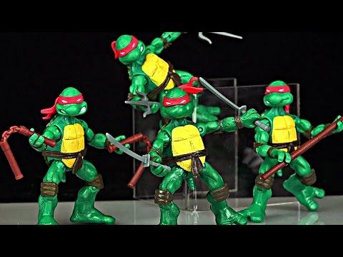 Ninja Turtle Toys & Costume Review! (& Power Rangers Bandai Interview II)