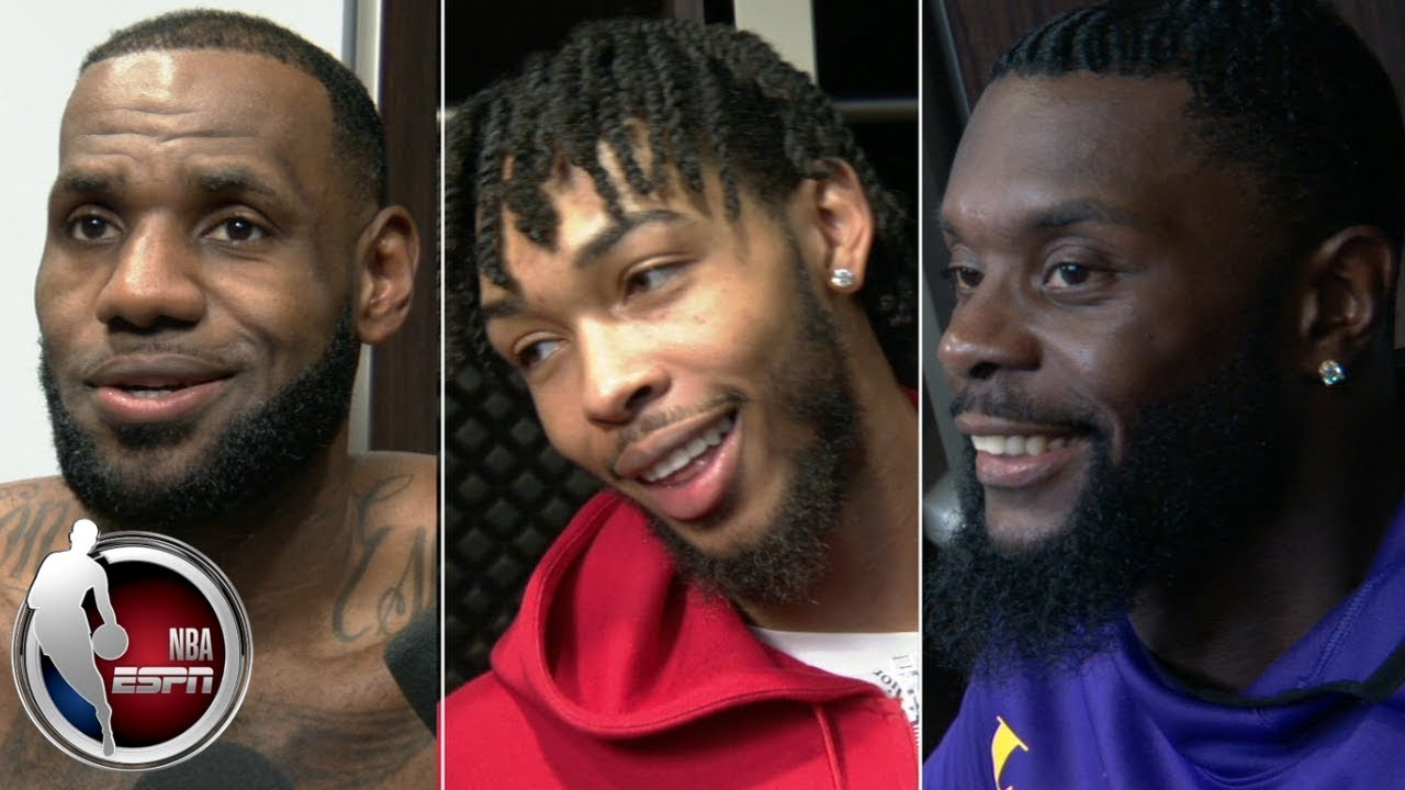 LeBron James, Brandon Ingram, Lance Stephenson after Lakers lose to Nuggets | ESPN