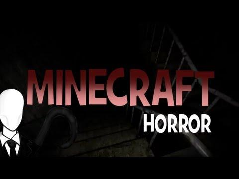 Хоррор в Minecraft - Мини-Игры