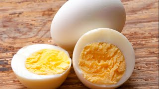 The Biggest Mistake You're Making With Hard-Boiled Eggs