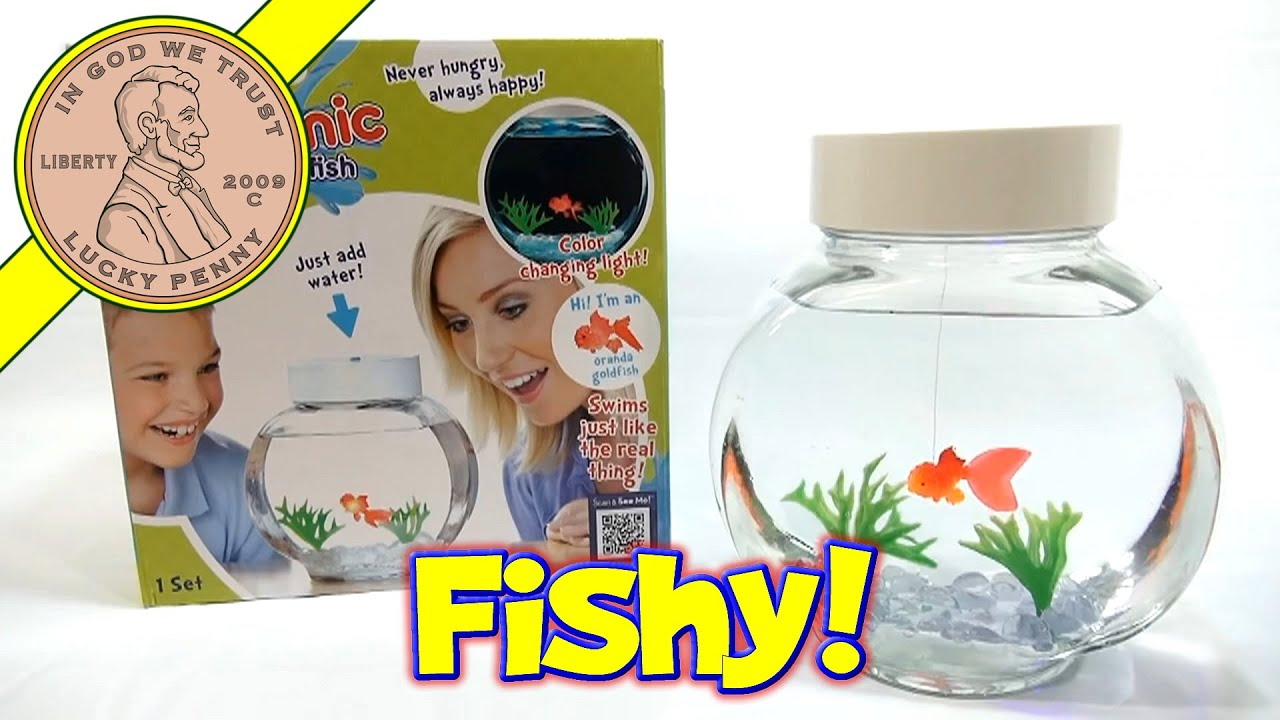 Fincredibles electronic pet fish swims like the real for Fish and more pet store