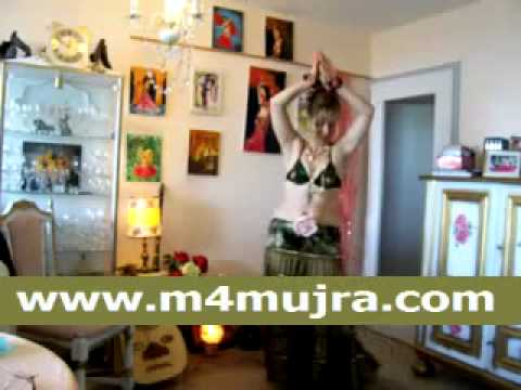 Hot Belly Dance With Nightfoll  Guitars(m4mujra)354.flv video