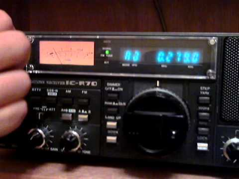 Turkmen Radio Watan on 279 KHz