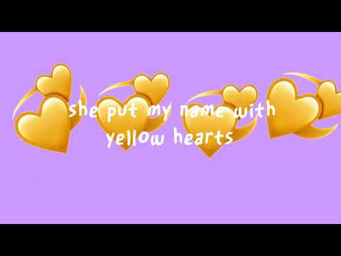 Download Yellow hearts by Anthony saunders s Mp4 baru