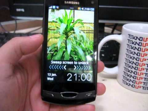 Review Samsung GT S8530 Wave II