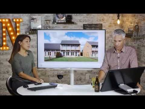 Tony & Chelsea LIVE: Instant Reviews of Your Architecture Photos, Photo News, Portfolio Reviews!