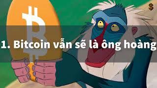 Dự báo tin vui hay buồn cho Bitcoin năm 2018   Tài chính 24h