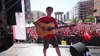 Jamie Webster / BOSS Night - Solsbury Hill - Plaza Felipe II - Madrid - 01.06.19