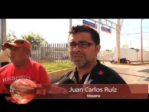 LLega caravana de Nueva York a Reynosa