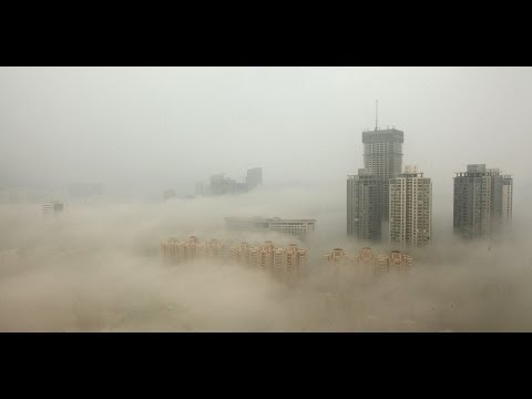 Beijing Covered in Toxic Smog